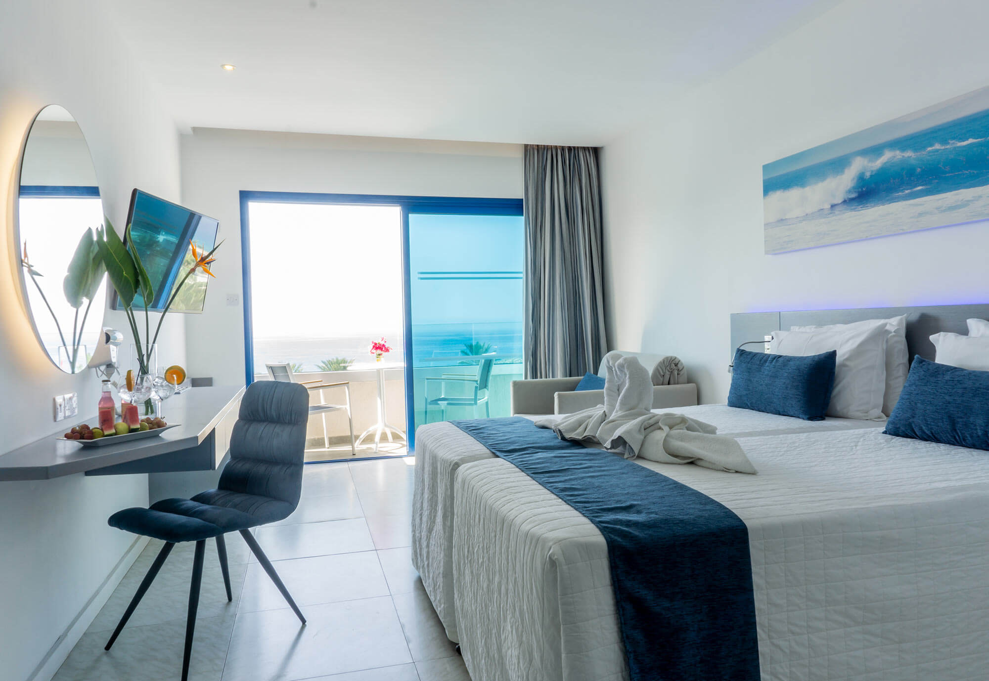 anonymous hotel ayia napa sea view room