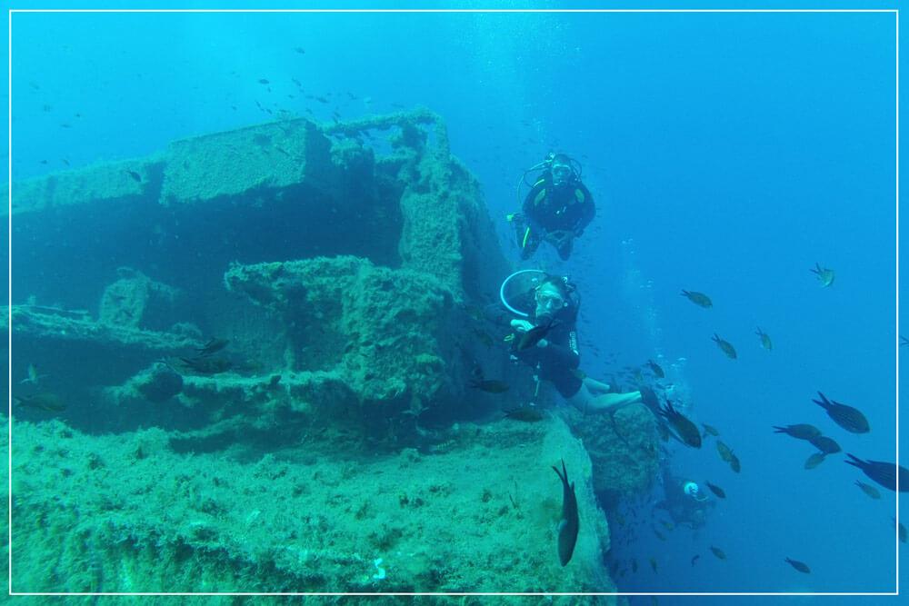 zenobia ship wreck larnaca cyprus